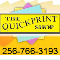 The Quick Print Shop
